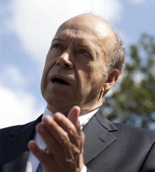 James Hansen believes that a victory in the fight against tar sands is possible