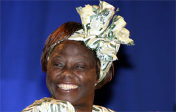 The death of Wangari Maathai - a great loss for Africa